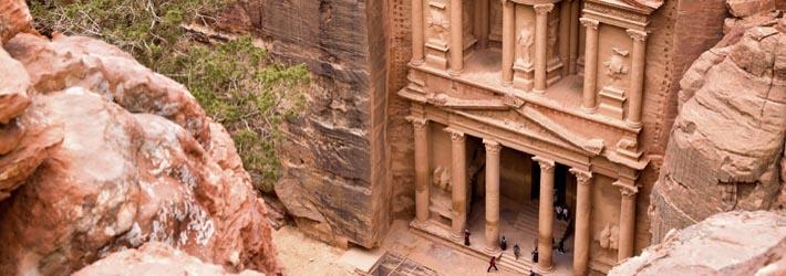 Jordanien Reisen & Israel Studienreisen